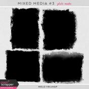 Mixed Media 3- Photo Masks