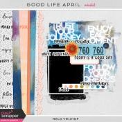 Good Life April - Minikit