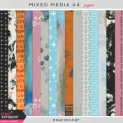 Mixed Media 4 - Papers