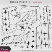 Mixed Media 4- Pencil Marks