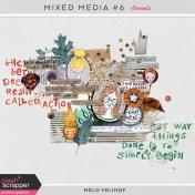 Mixed Media 6 - Elements