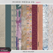 Mixed Media 6 - Papers