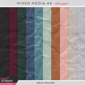 Mixed Media 6 - Solid Papers