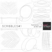 Scribbles No 1