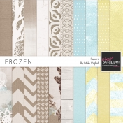 Frozen Papers Kit