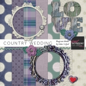 Country Wedding Minikit