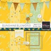 Sunshine and Lemons Minikit