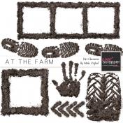 At The Farm Dirt Elements