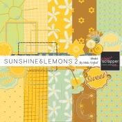 Sunshine and Lemons Minikit No2