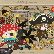 Arrgh!- Pirate Elements Kit