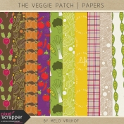 The Veggie Patch- Papers