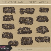 The Veggie Patch- Dirt(y) Words