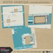 Winter Arabesque- Minikit