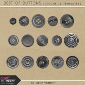Best Of Buttons- Volume 1.1: Templates