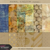 Animal Kingdom- Papers