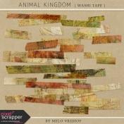 Animal Kingdom- Washi Tape