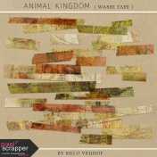 Animal Kingdom- Washi Tape