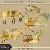 Animal Kingdom- Farm Collages