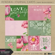 Renewal- Journal Cards Kit