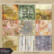 Jane- Collage Papers