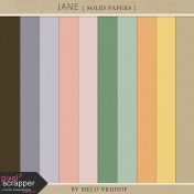Jane- Solid Papers