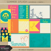 Summer Splash- Journal Cards