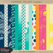 Summer Splash- Papers