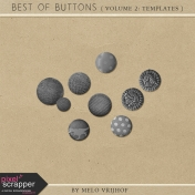 Best Of Buttons - Volume 2: Templates