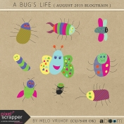 A Bug's Life- Illustrations
