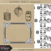 Garden Party- Templates