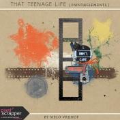 That Teenage Life- Elements