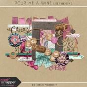 Pour Me A Wine- Elements