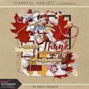 Thankful Harvest - Elements