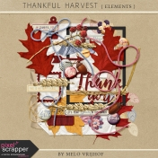 Thankful Harvest- Elements