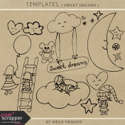 Sweet Dreams- Templates