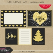 Christmas Day- Journal Cards