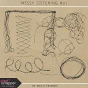 Messy Stitching 1