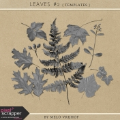 Leaves No.2- Templates