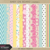 Baby On Board- Papers