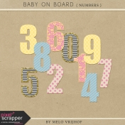 Baby On Board- Numbers
