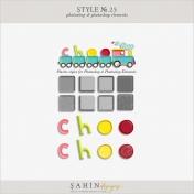 Style No.25: Plastic
