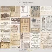 Vintage Collage Sheets