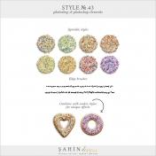 Style No.43: Sprinkles