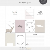 Winter Day Cards