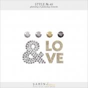 Style No.48: Diamond