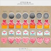 Style No.49: Puffy Sticker