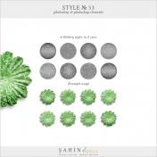 Style No.53: Glittery