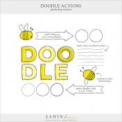 Doodle Actions