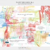 Paint Brushes No.2