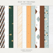 Day of Thanks Papers